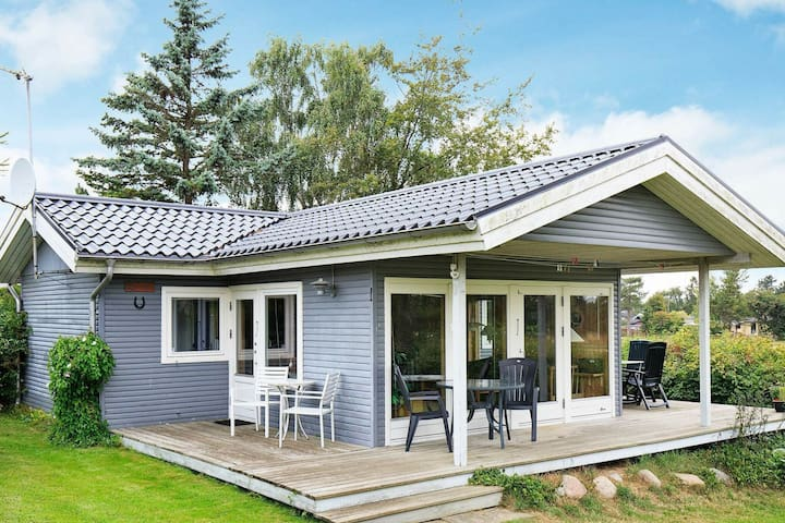 Spacious Holiday Home in Karrebæksminde with Fishing nearby