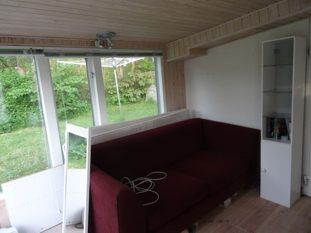 Small Sunroom Rental - Hårlev