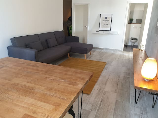 Appartement spacieux et moderne!