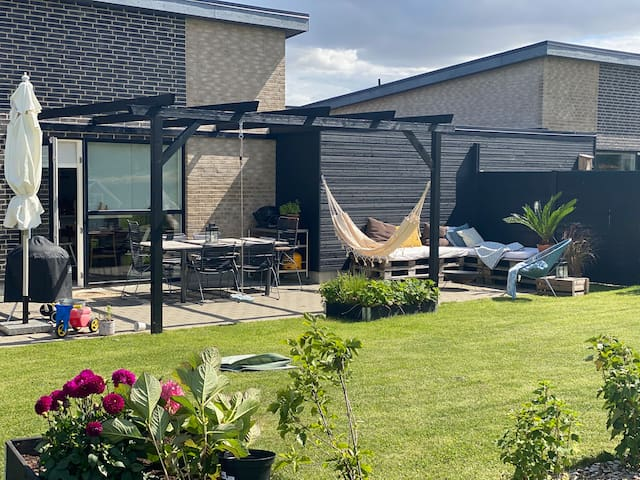 Modern house near Aarhus - perfect for families