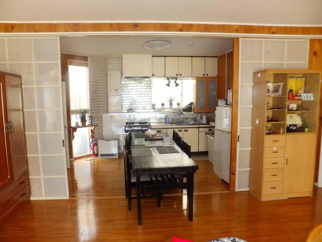 Hida-Hagiwara Holiday Apartment More Dream