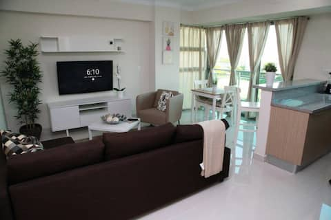 Moderm and Chic Apartment at Gazcue