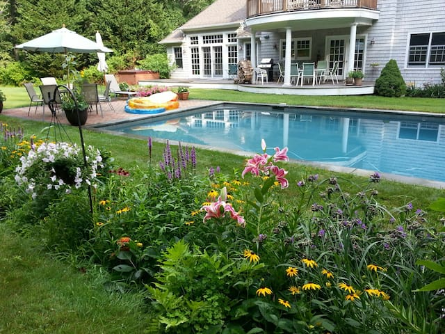 B&B-Country Setting in the Hamptons - Sag Harbor - Wikt i opierunek