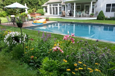 B&B-Country Setting in the Hamptons