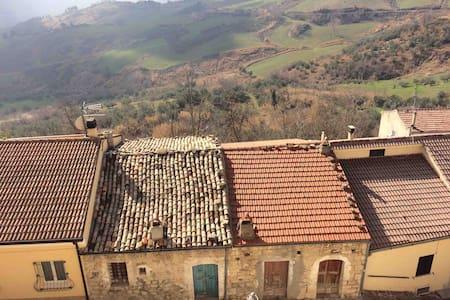 Italian  retreat. In the foot hills of Abruzzo