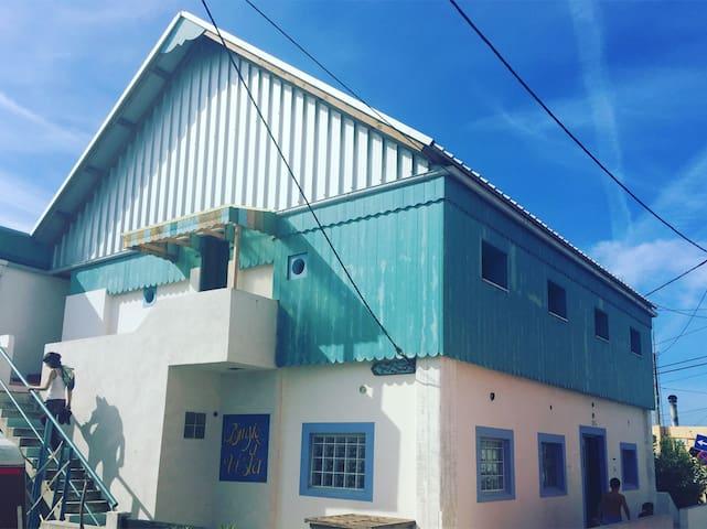 Cabana de praia - Bugio à Vista