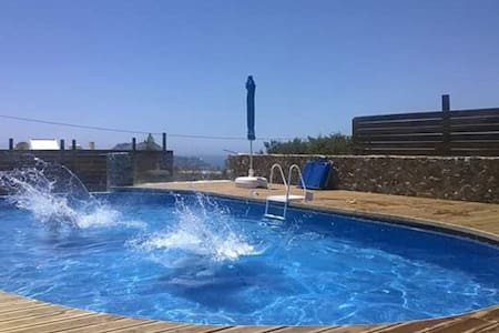 Villa with private pool,spectacular scenic views - Mariou - Villa