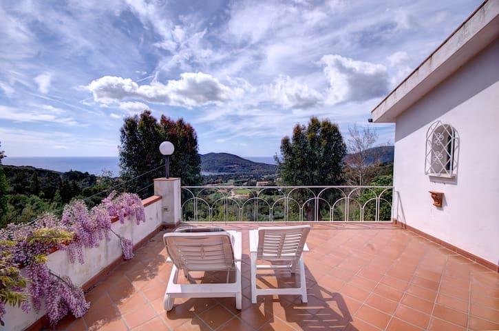 Ferienwohnung in Lacona, Elba Insel - Lacona - Wohnung
