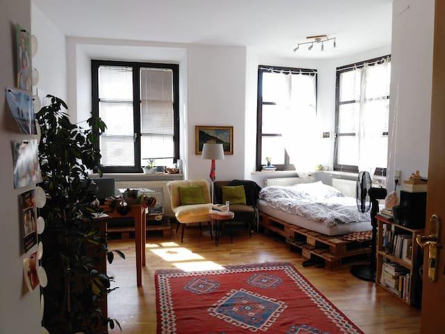 Gemütliches, zentrales Zimmer in der Altstadt