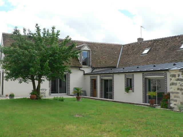 Maison des Fontaines - Fontenay-de-Bossery