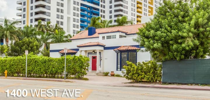 Villa Diamante en South Beach