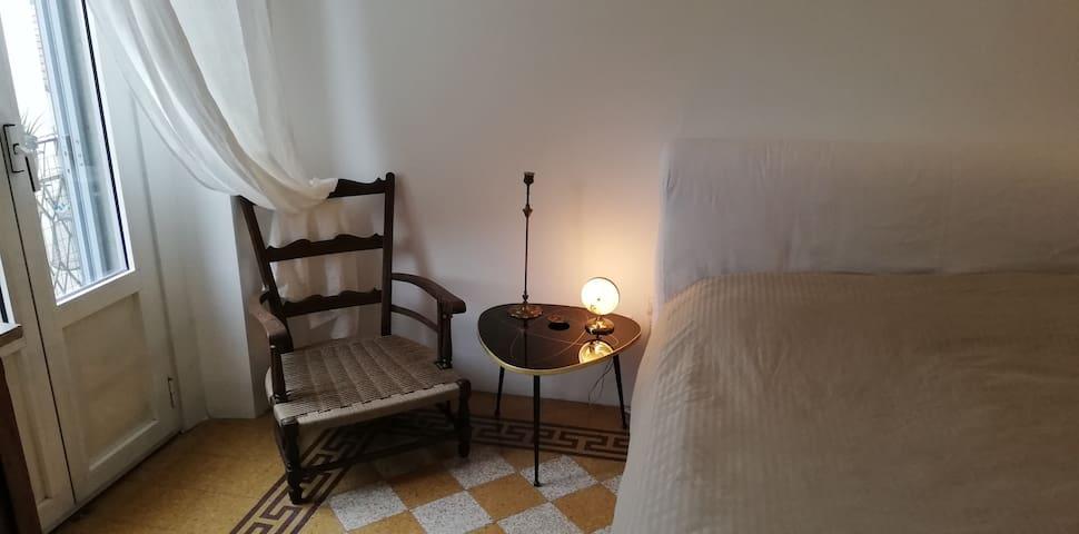 Bright comfortable room w/private bath & balcony