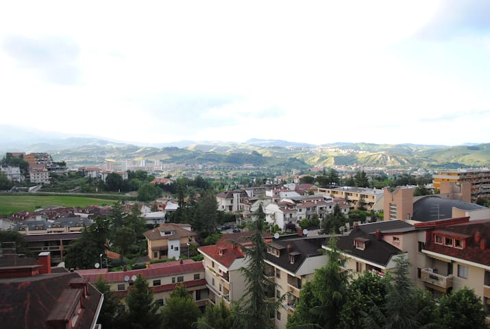 ATTICO VISTA CITTA' - Villa Pigna - Lejlighed