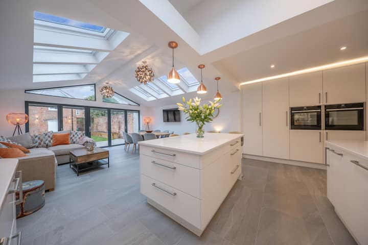 Total luxury in the heart of Stratford-upon-Avon
