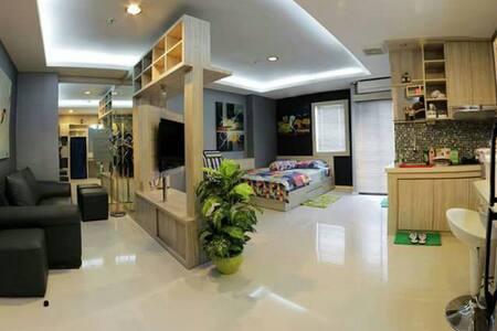 Beautiful Apartement  in Bandung - bandung - อพาร์ทเมนท์