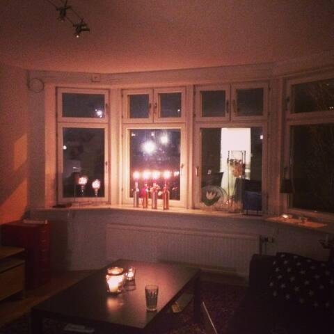 En trea i Majorna - Gotemburgo - Apartamento