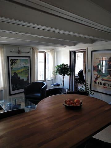 Appartement plein de charme au coeur de Clermont