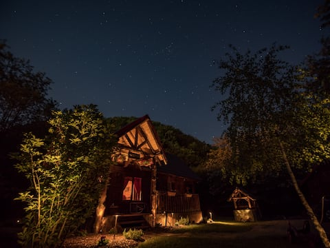 The Little Mountain Cabin | Couple's Retreat