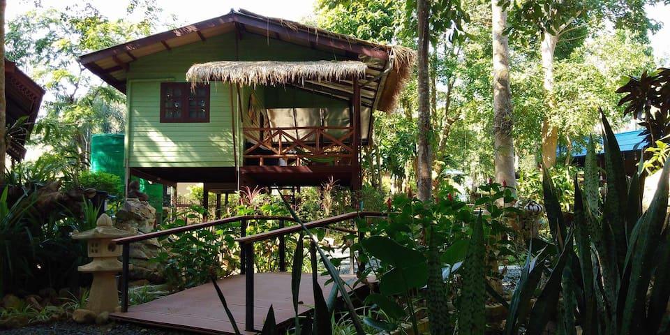 Thai House with Terrace
