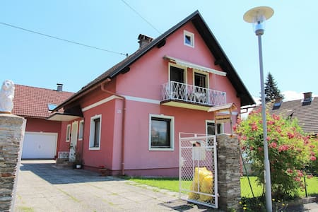 Apartment in Eberndorf with Balcony, Garden, BBQ, Bicycles