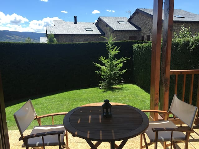 SKI LOVERS-JARDIN PRIVADO - Estavar - Appartement
