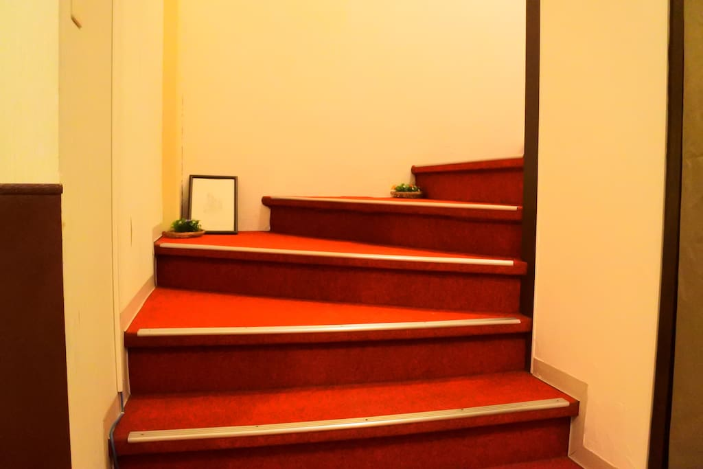 stairs①