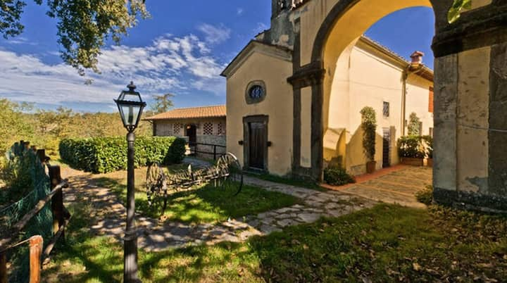 Apartment in Agriturismo, Tuscany, Florence