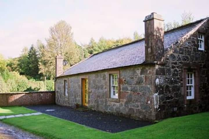 McDowall Cottage on Blairquhan Castle Estate