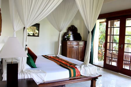 Alam Sari resort and spa , deluxe room - Tegallalang - Bungalov
