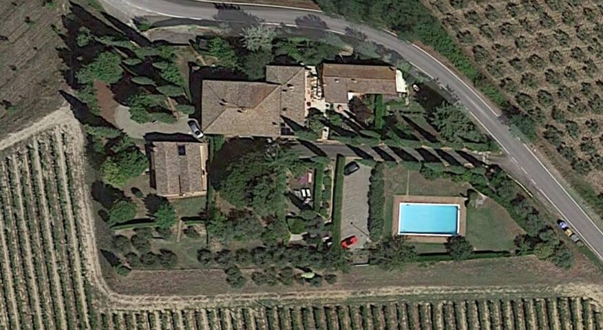 Casa campagna San Gimignano - San Gimignano - Wohnung