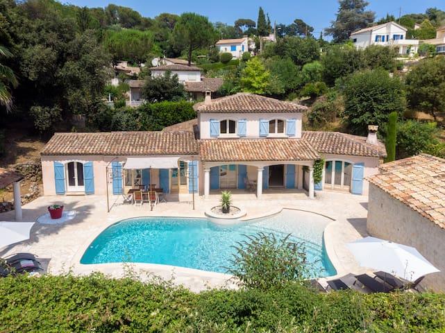 Chic villa, private pool