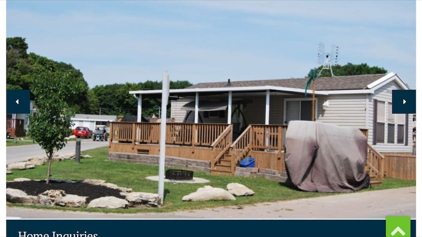 Beautiful Sherkston shores cottage - Port Colborne