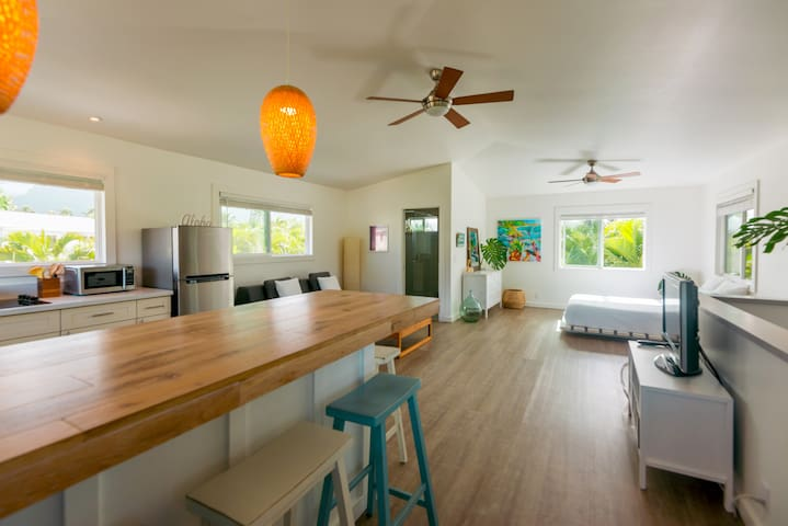 Kailua Studio,The Kolea 30 day minimum reservation