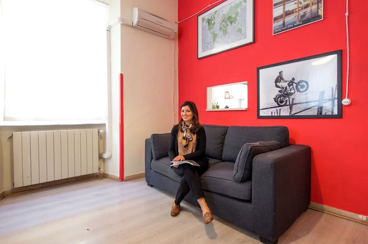COZY FLAT IN TRASTEVERE ROME CENTER WITH WIFI