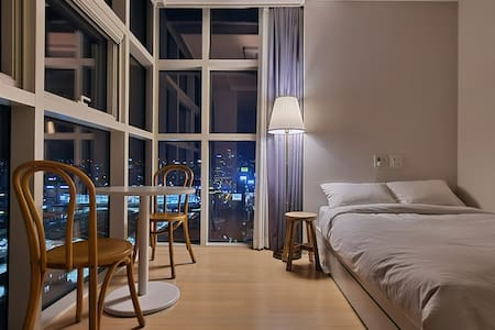 [Seoul Station]premium cozy Place•Nice view•전망좋은집2