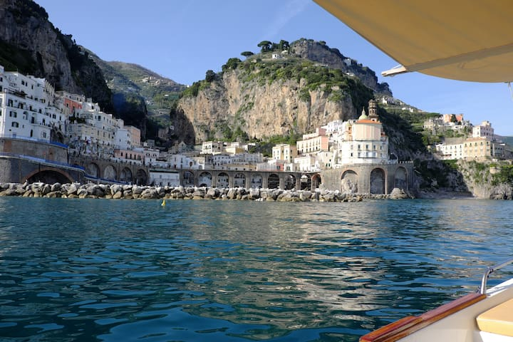 Stunning house right near Amalfi - Atrani - Apartment