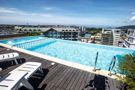 New Cozy Suite - Heart of KK City - Kota Kinabalu - Kondominium
