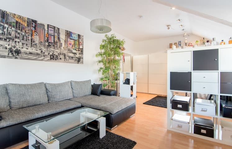 City Appartment in Center of Dusseldorf