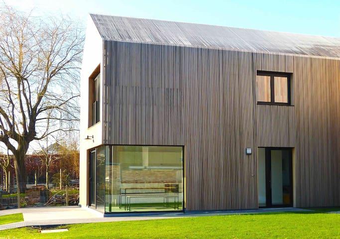 Architectural gem in the Hageland near Leuven