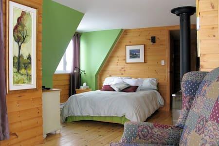 Chez Claude... petite suite. - Szoba reggelivel