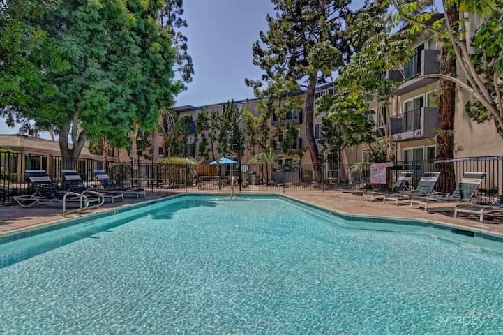 The Perfect Stay Apartment near SDSU - San Diego - Lakás