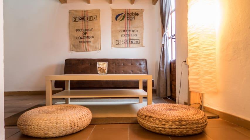 *RUSTIC* LOFT AUTENTICO EN EL CORAZÓN DEL ALBAICIN - Granada - Loft