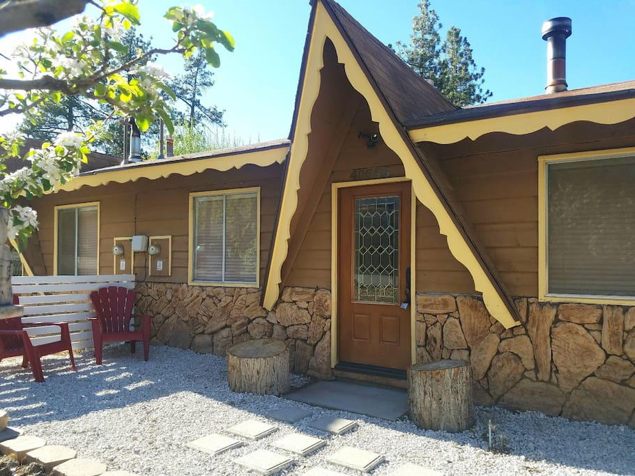 big bear village cabin cabins for rent in big bear lake