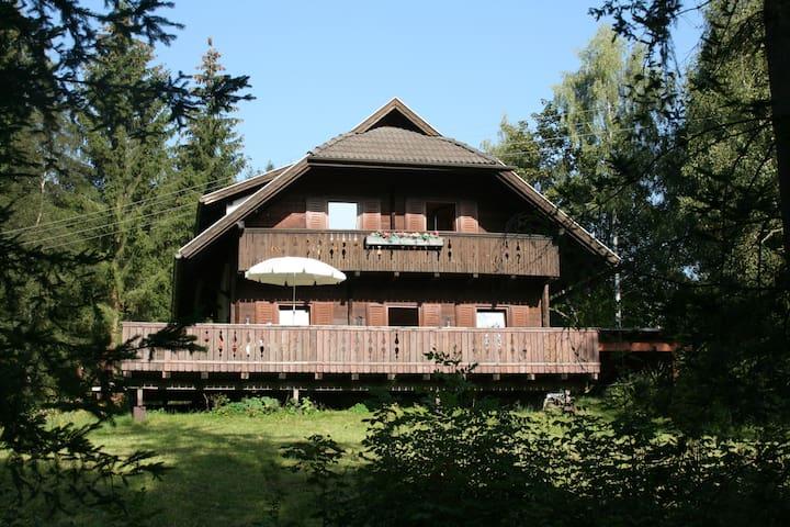 Mooshausl - Sonnleiten - House