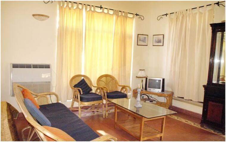 Goa Beach Resort Studio Villa