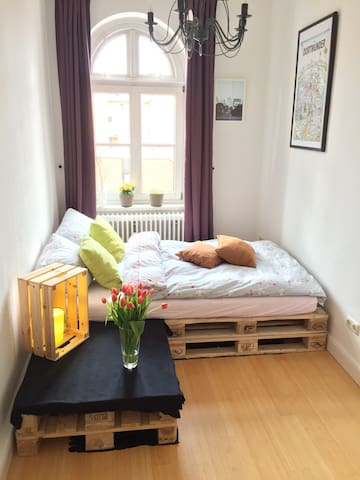 Spacious apartment in Hamburg - Hamburg - Pis