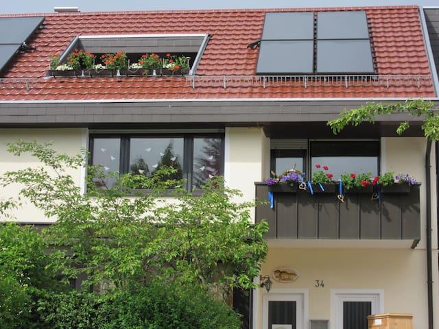 Wohnen im Atelier - Bissingen an der Teck - Lägenhet