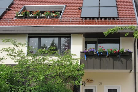Wohnen im Atelier - Bissingen an der Teck