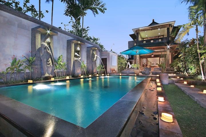 DLuxury 2 Bedroom Private Pool Villas