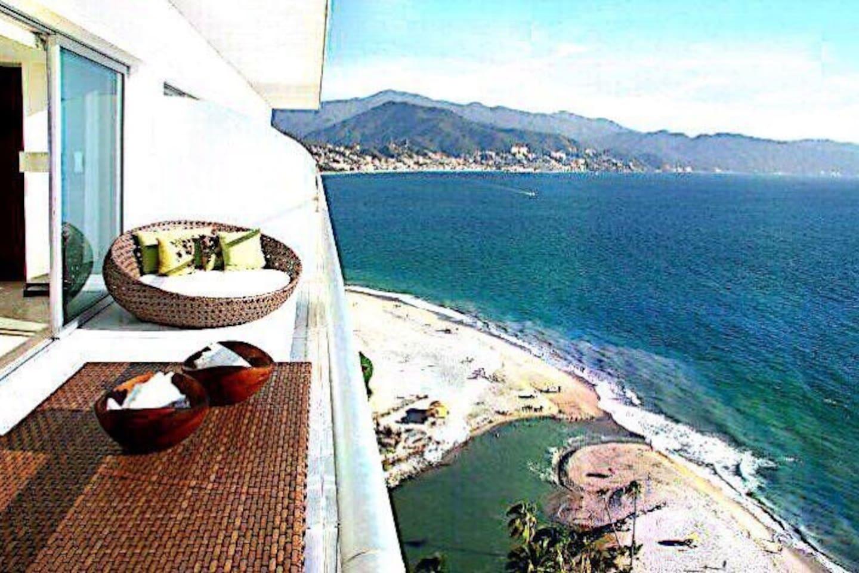 Impresionante vista del Pacifico Mexicano piso 18